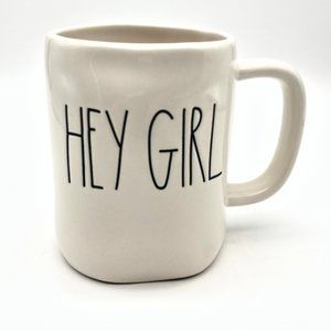 "Rae Dunn ""HEY GIRL"" Mug  NWT"